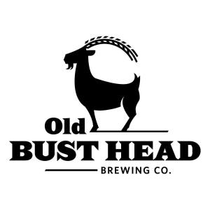 Old Bust Head Brewing Co. Logo