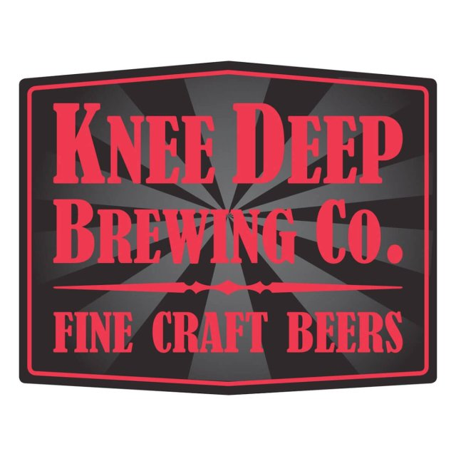 Knee Deep Brewing Co. Logo