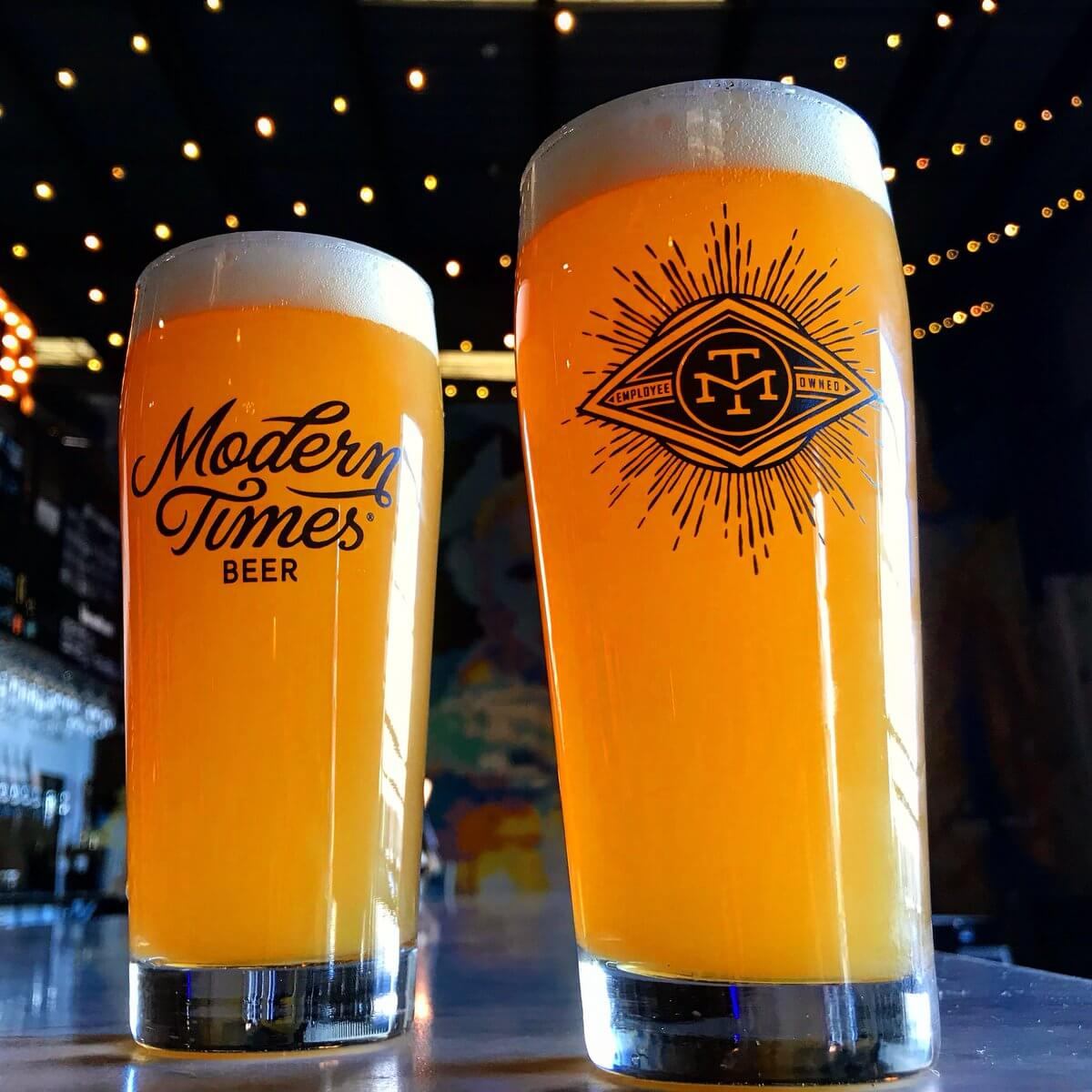 Modern Times Beer is reopening four locations but with certain state health restrictions for guests.