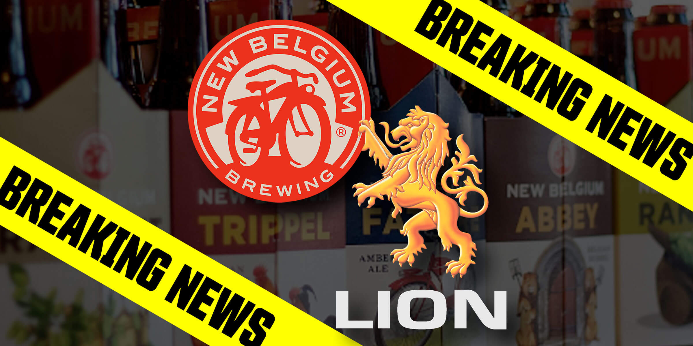 """Kirin-owned Lion Little World Beverages announced a """"definitive agreement"""" to acquire 100% of New Belgium Brewing Company in an all cash transaction."""