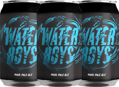 Packaging art for the Waterboys by Champion Brewing Company