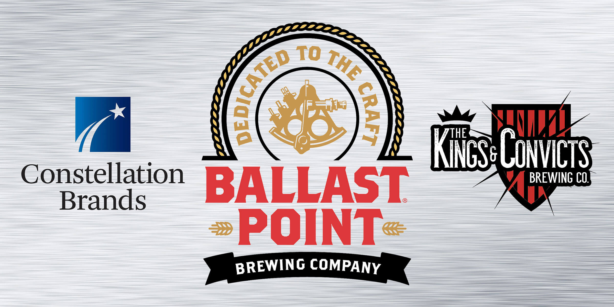 Kings & Convicts Brewing has signed an agreement with Constellation Brands to acquire Ballast Point Brewing and a number of its facilities and brewpubs.