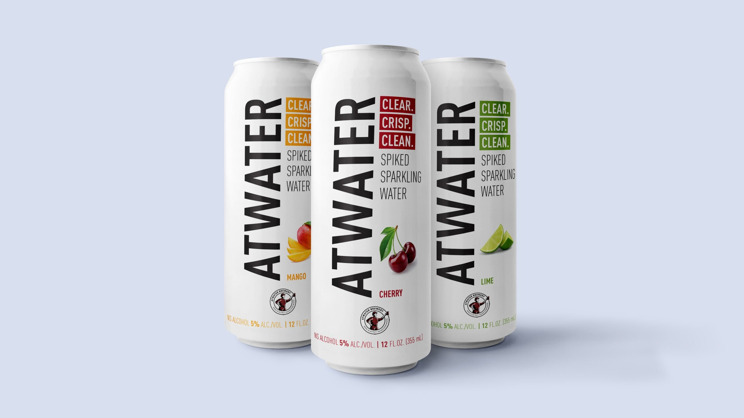 Detroit's Atwater Brewery is doubling down on its Hard Seltzer production after its initial production quantities sold out quickly and received high marks.