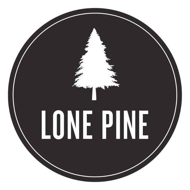 Lone Pine Brewing Company Logo