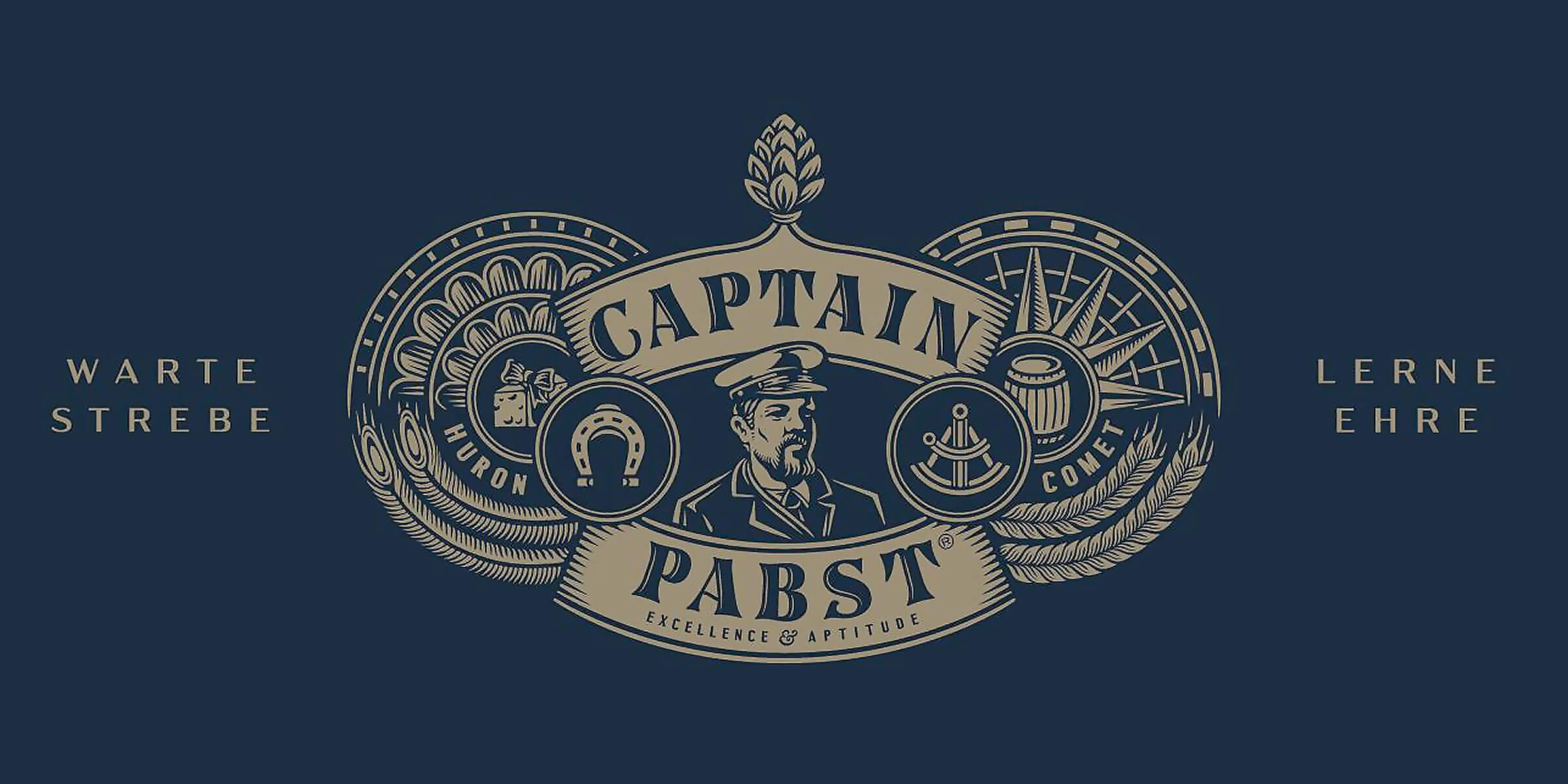 Pabst Brewing Company has lauched Captain Pabst, a craft beer brand outside of the PBR family, and the launch of its flagship offering, Seabird IPA.