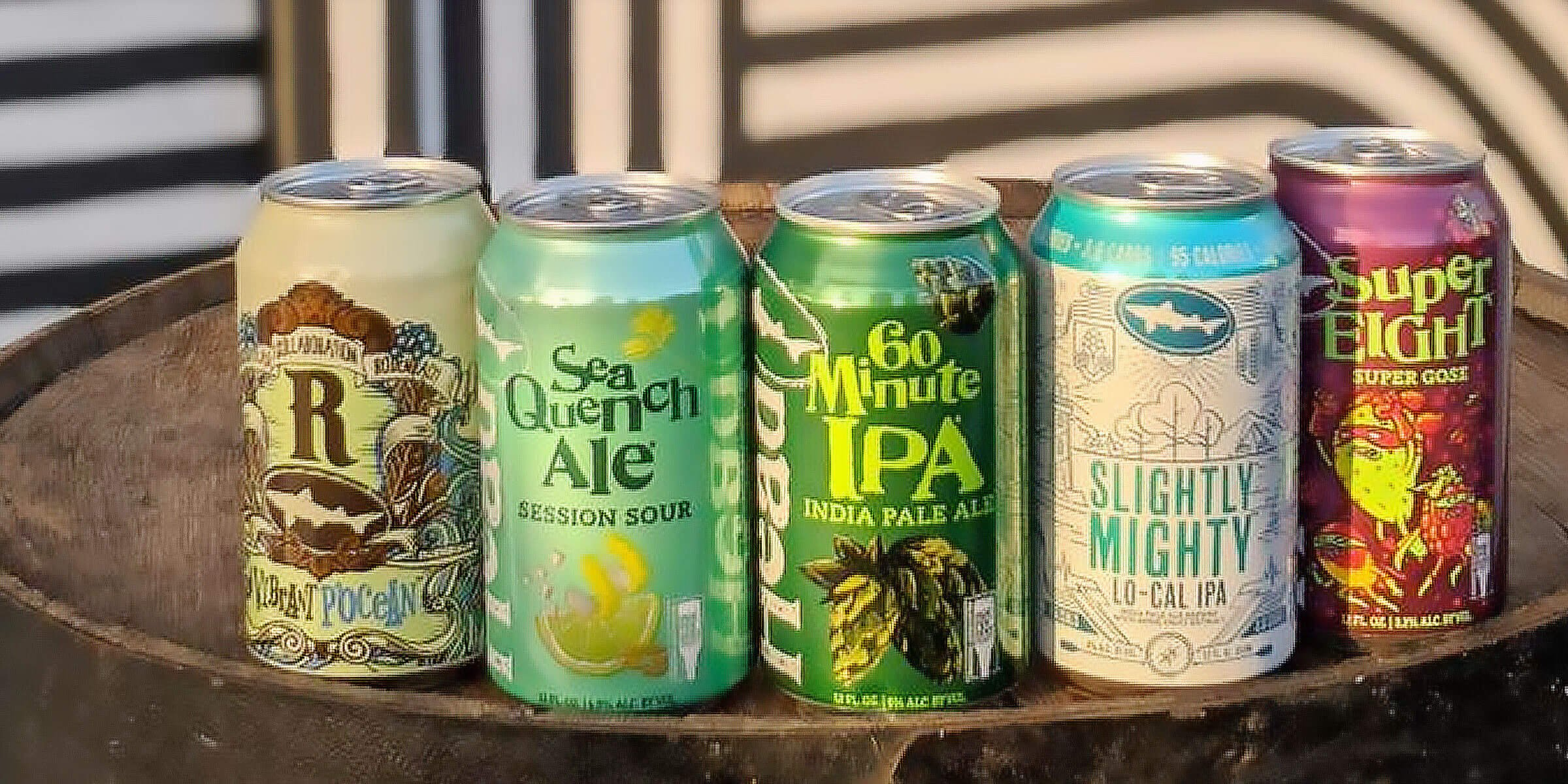Concrete Beach Brewery welcomes Delaware's Dogfish Head Craft Brewery to begin an ongoing residency at their Wynwood-based brewery in Miami, Florida.
