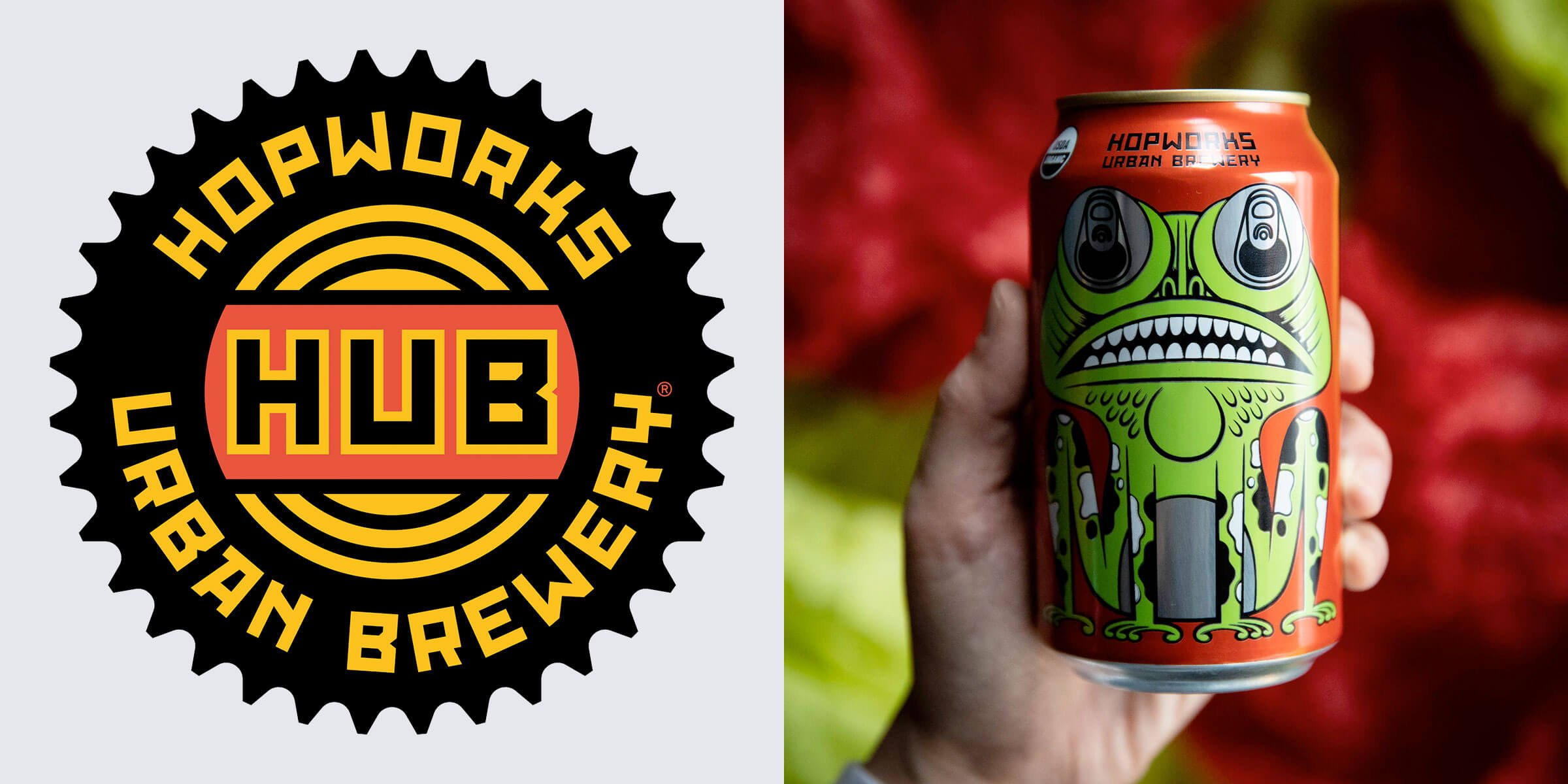 Hopworks Urban Brewery is releasing Tree Frog Organic Pale Ale — its first-ever canned pale ale — at the 12th annual Zwickelmania.