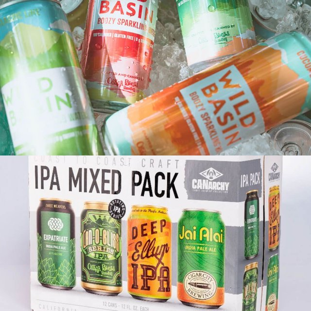 CANarchy Craft Brewery Collective shipped 14% more beer in 2019 with growing contributions from Oskar Blues Brewery and Cigar City Brewing.