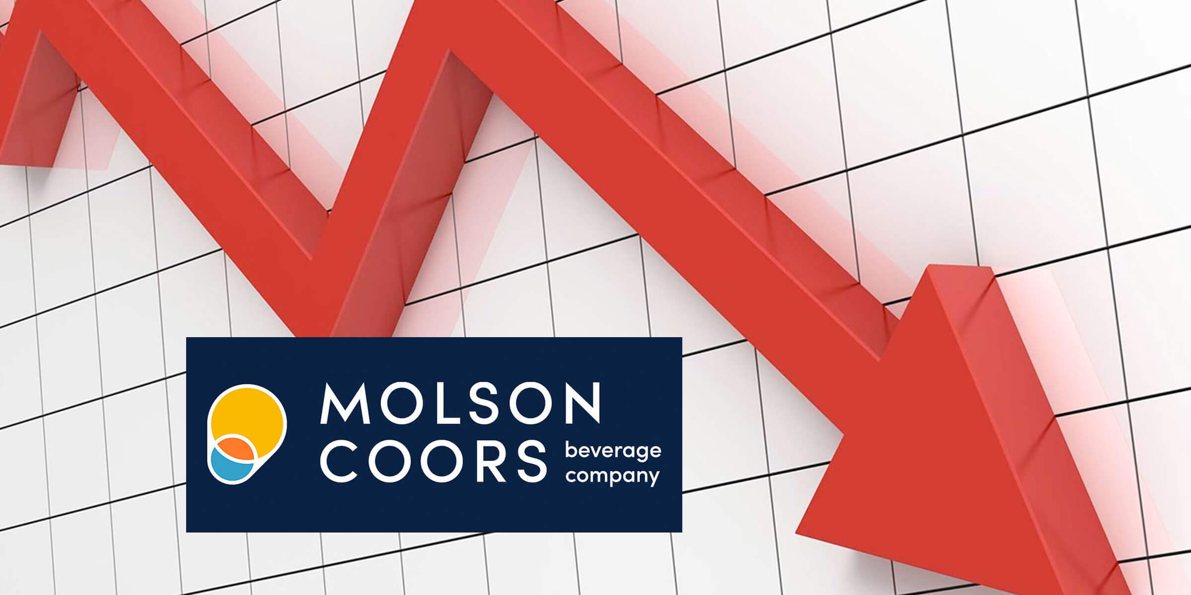 Molson Coors Beverage Company in Decline