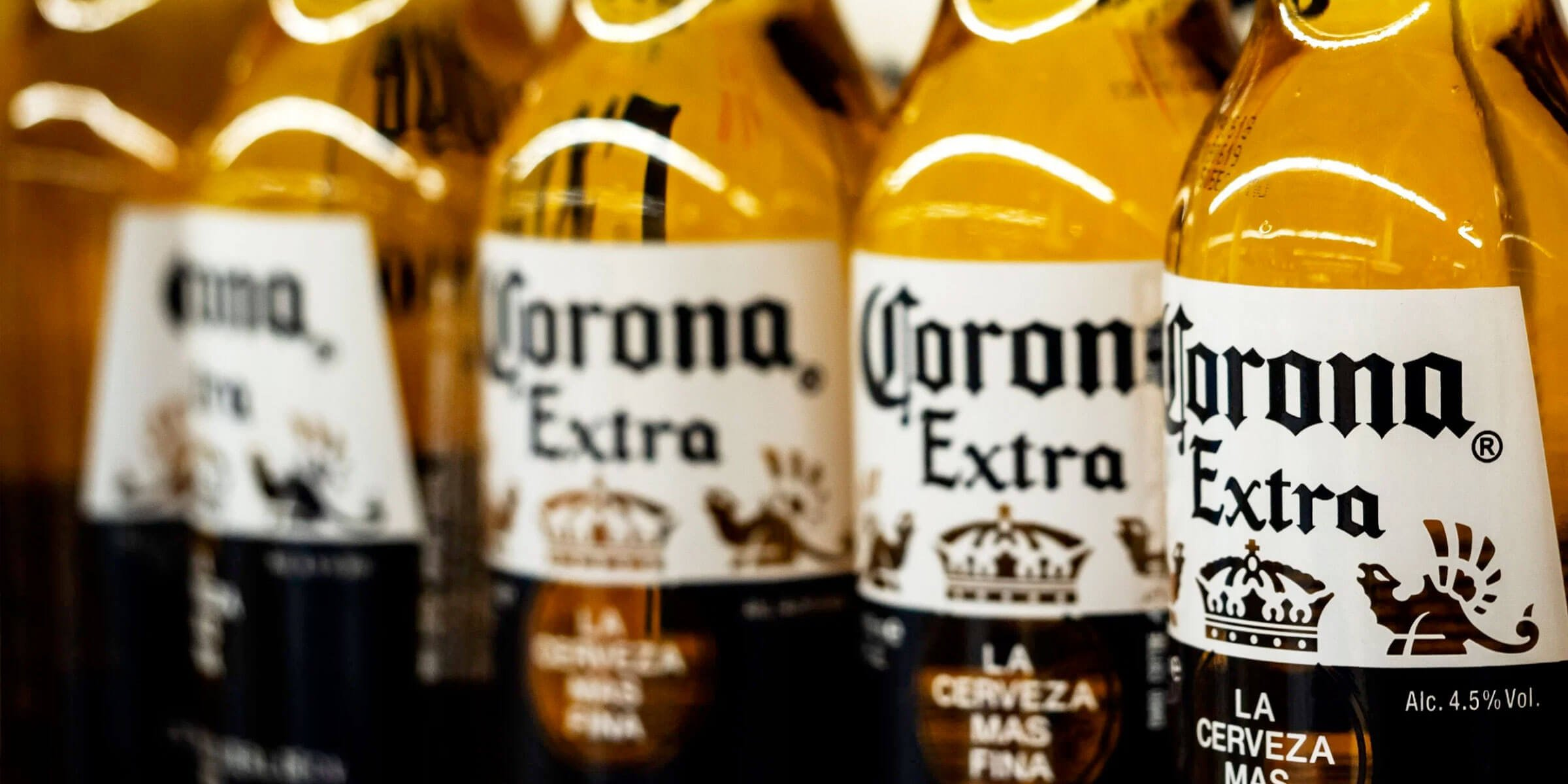 """Google searches for the """"Corona beer virus"""" have surged as people confuse the Mexican pale lager with the deadly outbreak that's killed 146 in China."""