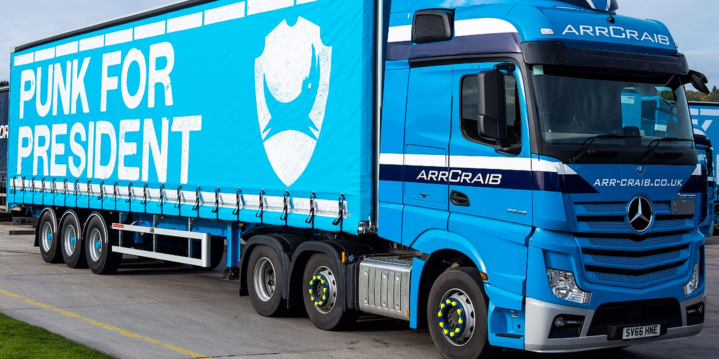 A truck load of beer from BrewDog's brewery in Ellon, Scotland was stolen from the Moto Lymm services in Cheshire on Tuesday.
