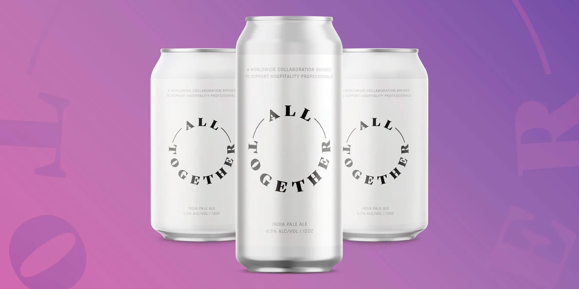 The team at Other Half Brewing Company announced All Together, a worldwide beer collaboration created to raise funds and awareness for the industry we love so much.