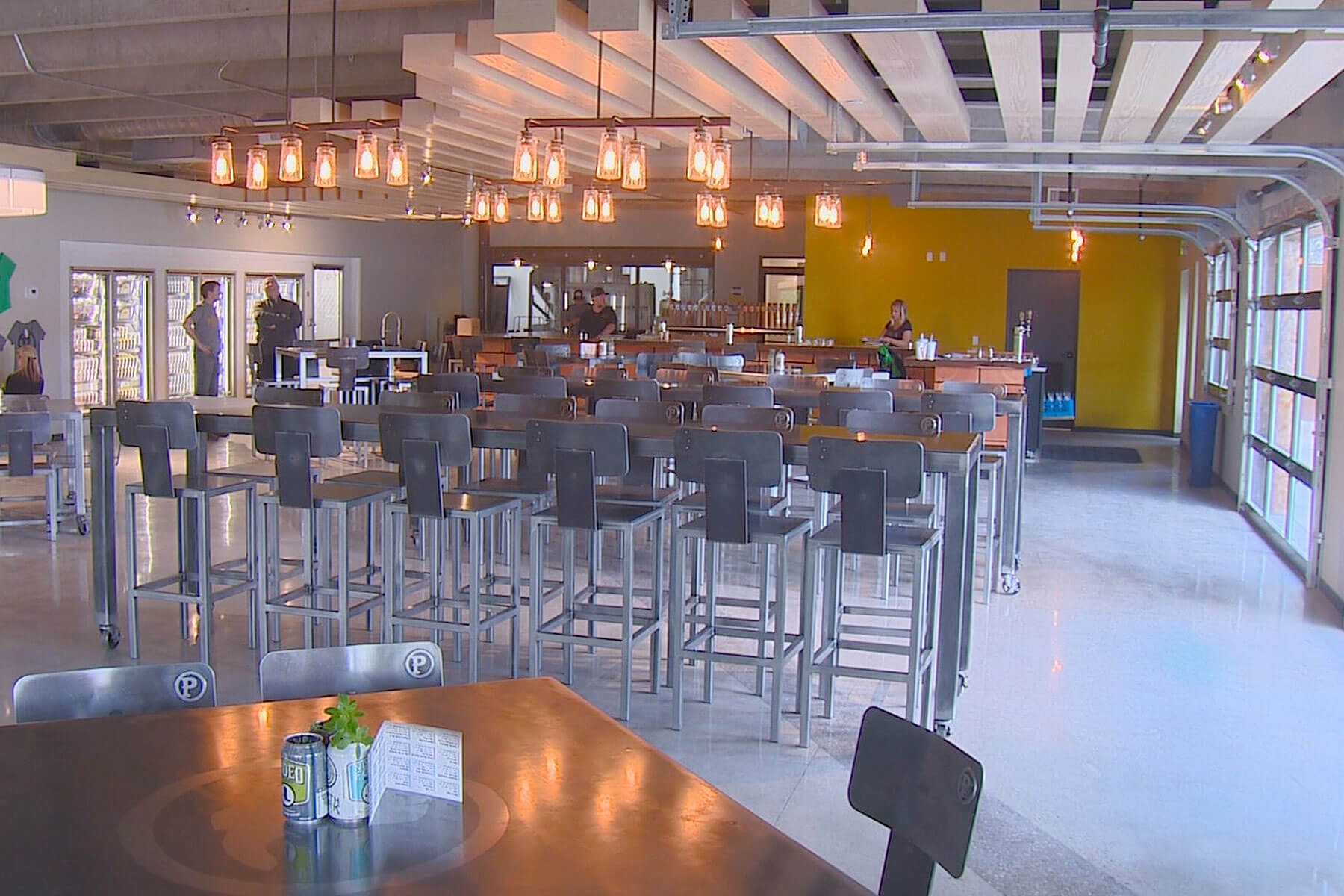 In the wake of the COVID-19 pandemic, the Payette Brewing Company has reopened their taproom and beer garden to the public.