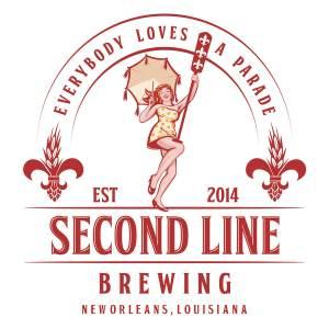 Second Line Brewing Logo