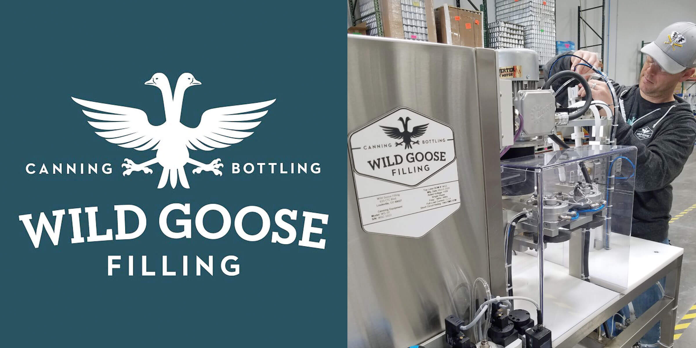 The coronavirus pandemic has increased demand for canning and bottling systems, and Wild Goose Filling has ramped up production to meet the demand.