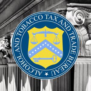 Alcohol and Tobacco Tax and Trade Bureau Logo