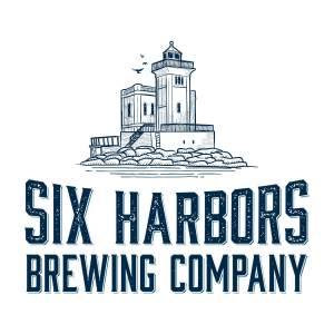 Six Harbors Brewing Company Logo