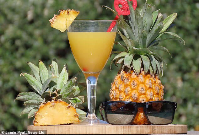 A traditional recipe for pineapple beer has spread rapidly online in South Africa — prompting a surge in demand amid an alcohol ban during lockdown