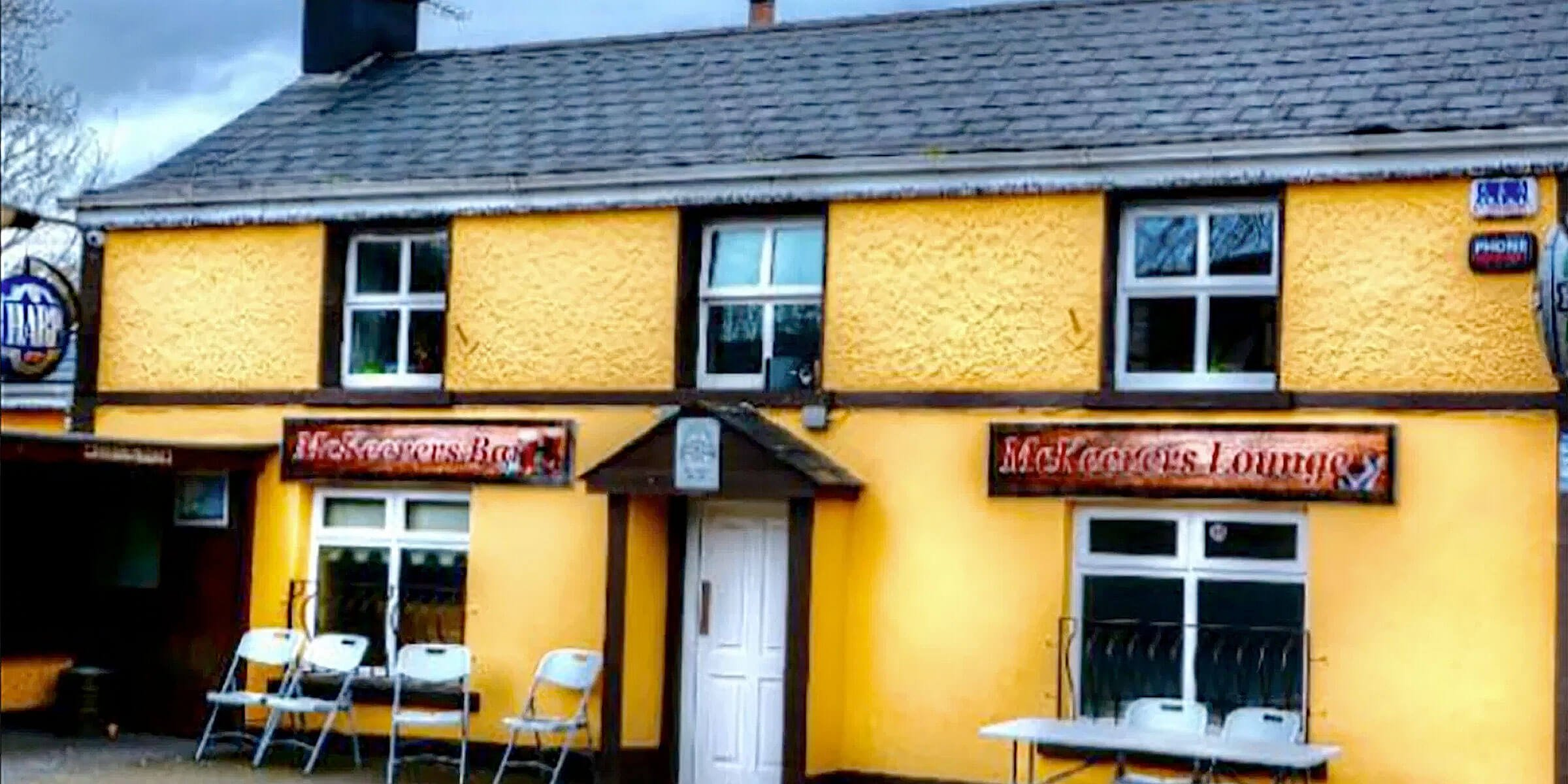 McKeever's Bar and Lounge in Ireland is now flying beer, wine, and potato chips to patrons by drone to stay afloat during the coronavirus lockdown.