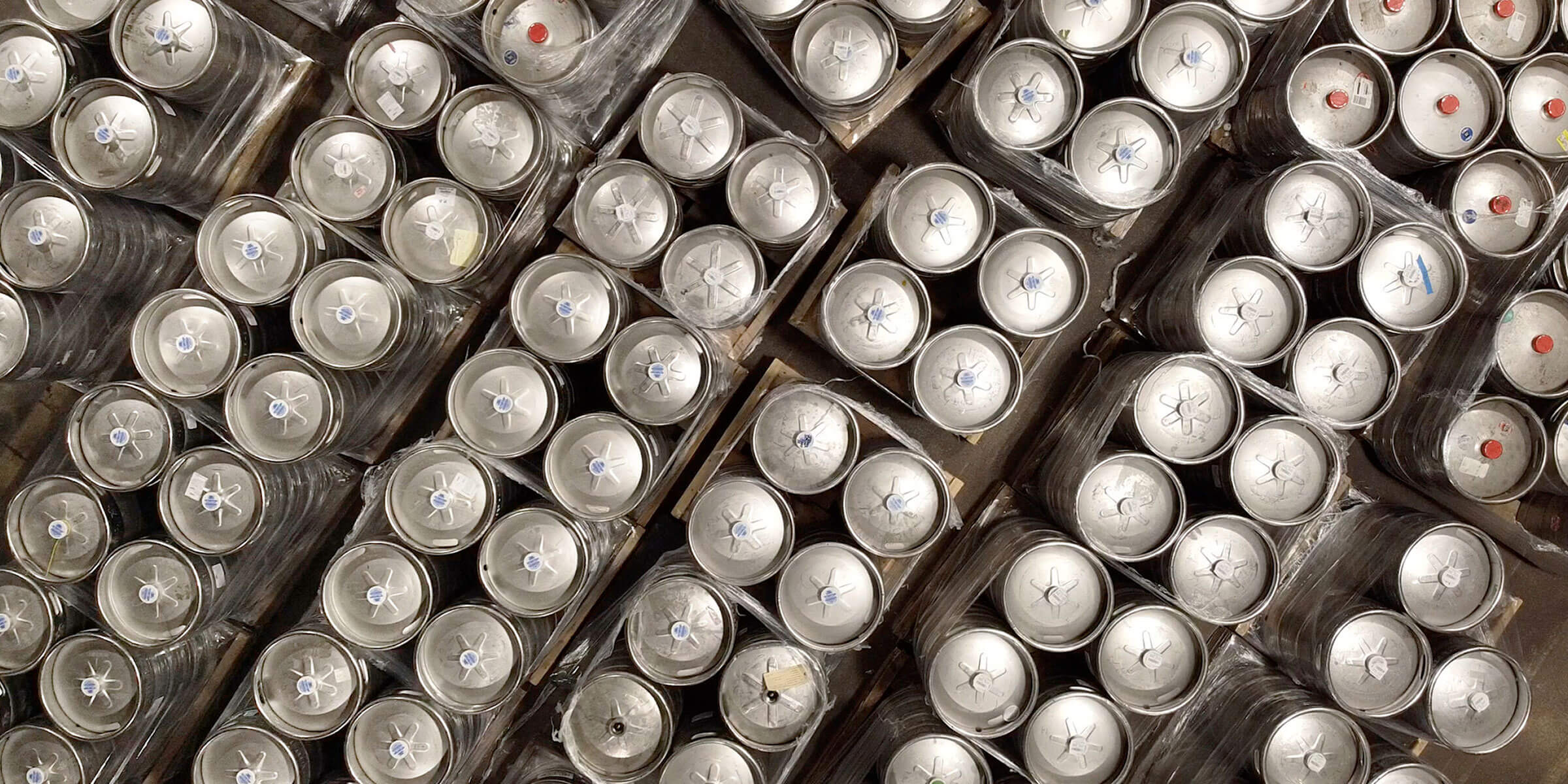 Farrell Distributing, a beer distributor in Vermont, is donating kegs of draft beer to be turned into hand sanitizer.