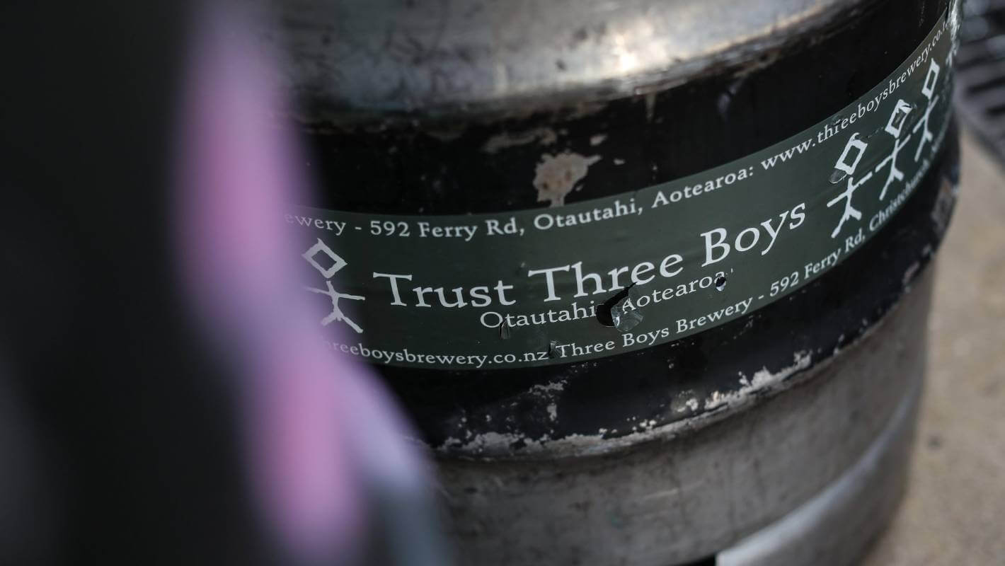 """The NZ Beer Exchange is a """"one-stop shop"""" for local producers."""