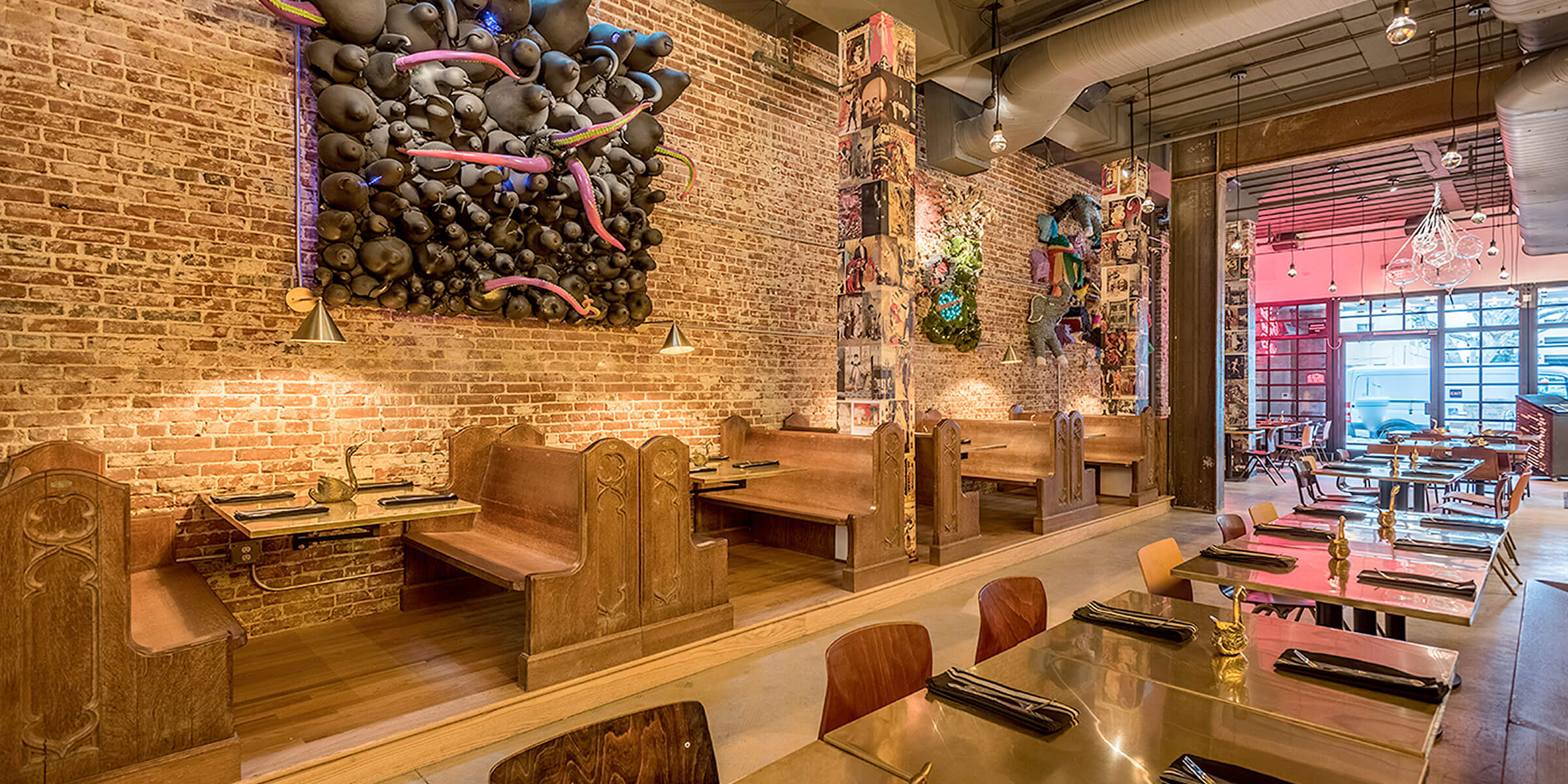 Inside The Dankness Dojo of Modern Times Beer in Los Angeles, California