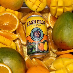 Dust Bowl Brewing Co. announces the release of Kash Crop Orange Mango Ale, the latest addition to the Northern California brewery's year-round portfolio.