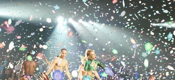 July 2nd- Britney Spears #PieceOfMe pictures and videos!