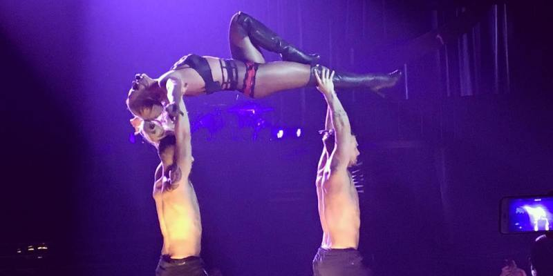 September 3rd- Britney Spears #PieceOfMe pictures and videos!