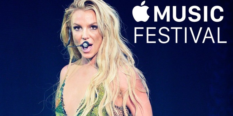 Britney Spears #PieceOfMe Apple Music Festival performance are now on youtube!