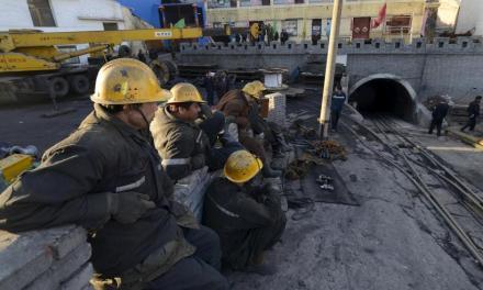 China: Coal mine floods and corruption
