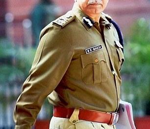 India: Three senior police officers sent on compulsory leave