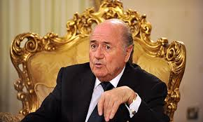 Switzerland: Blatter to exit Fifa early