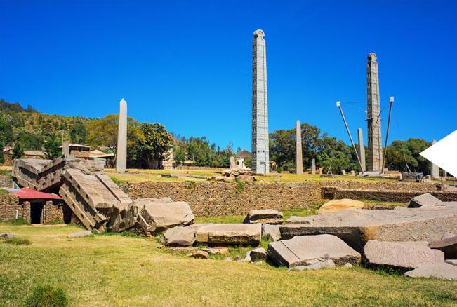 Ethiopia Tours - UNESCO World Heritage Sites