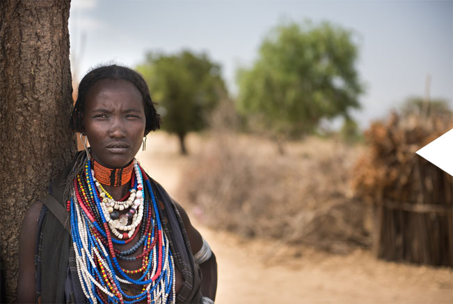 Ethiopia Tours - Omo Valley Tribes