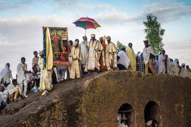 festival in Lalibela