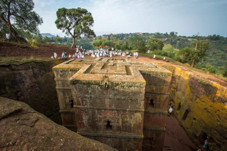 pilgrimage in Lalibela