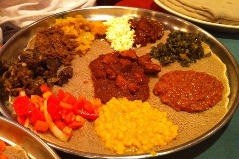 Ethiopian Food. Ethiopia Destination for Canadians. Absolute Ethiopia