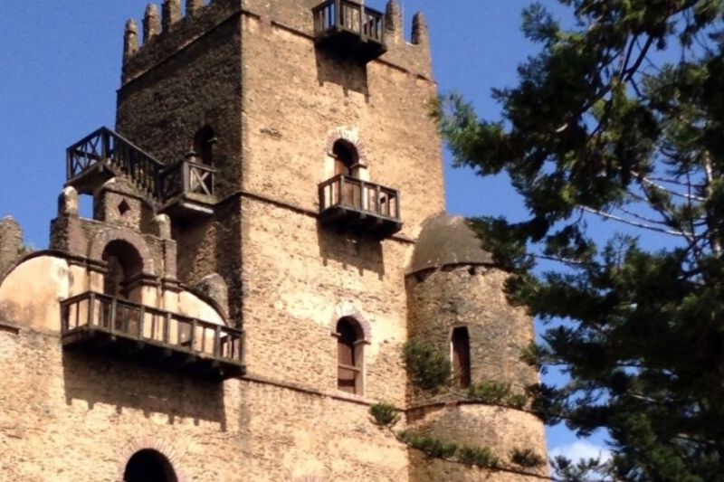 Gondar. Gondary City Sights and Activities. Absolute Ethiopia