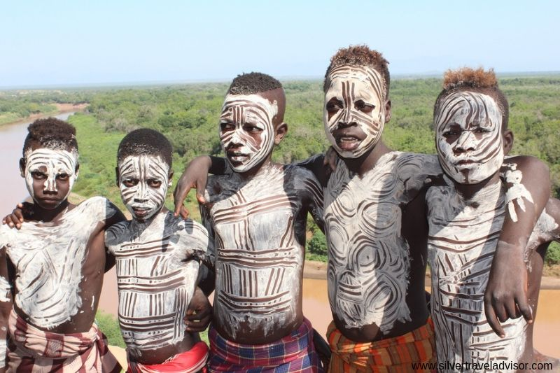 Karo Tribe. Guide To Tribes In Omo Valley. Absolute Ethiopia