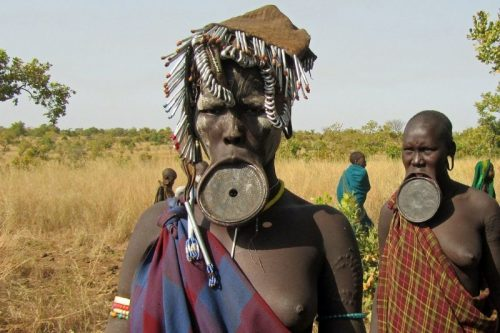 Guide To The Tribes of Omo Valley