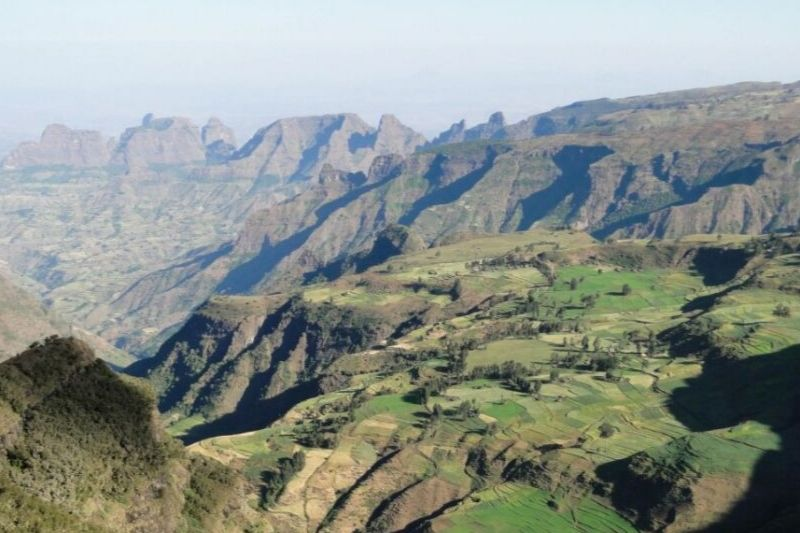 Simien Mountains. Gondary City Sights and Activities. Absolute Ethiopia