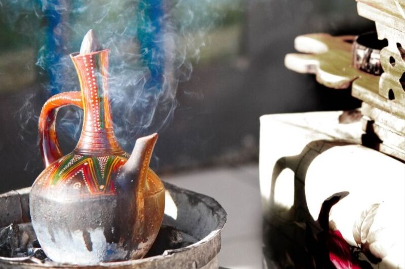 Coffee Ceremony. Things To Do In Bahir Dar. Absolute Ethiopia
