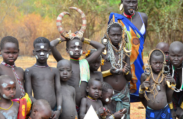 Omo Valley Highlights Tour