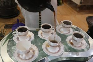 Coffee Being Poured During Coffee Ceremony. Facts about the Coffee Ceremony in Ethiopia. Absolute Ethiopia