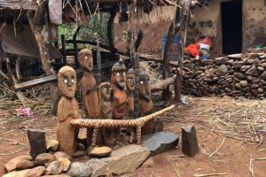 onso Wooden Carvings. Learn about Konso's Cultural Landscape. Absolute Ethiopia