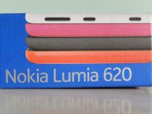 Nokia LUMIA 620 Box