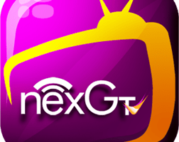 nexGTv Live Streaming Live Channels