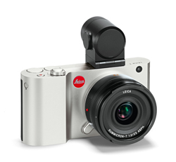 Camera using an Epson Ultimicron electronic viewfinder