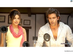 Krrish and Priya Shopping